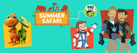PBS Kids Summer Safari