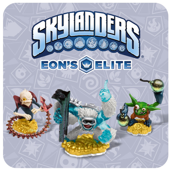 Eon's Elite Figures Illustration
