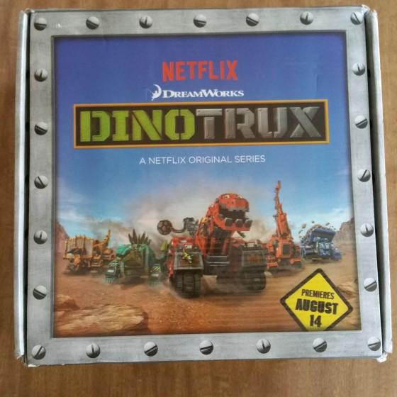 DinoTrux from Netflix