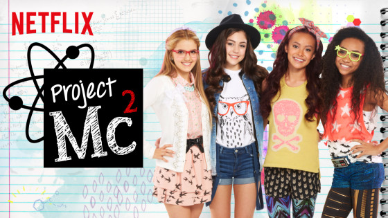 Netflix Original Project Mc2