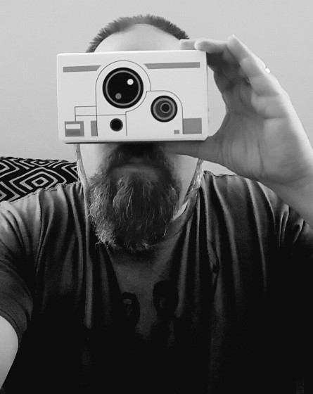 BB-8 Google Cardboard