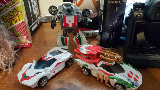 My favorite Transformer, WheelJack