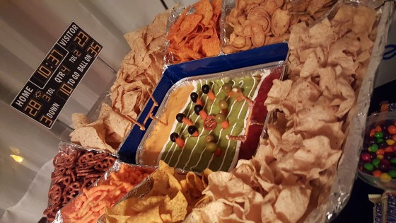 The field is ready for #GameDayGlory Snack Stadium #CollectiveBias #Ad