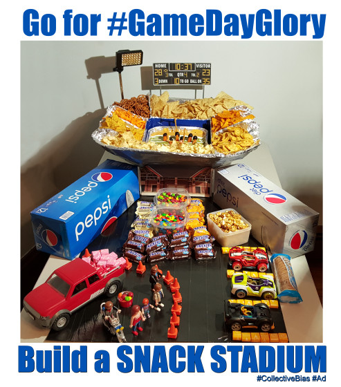 Go for #GameDayGlory Snack Stadium #CollectiveBias #Ad