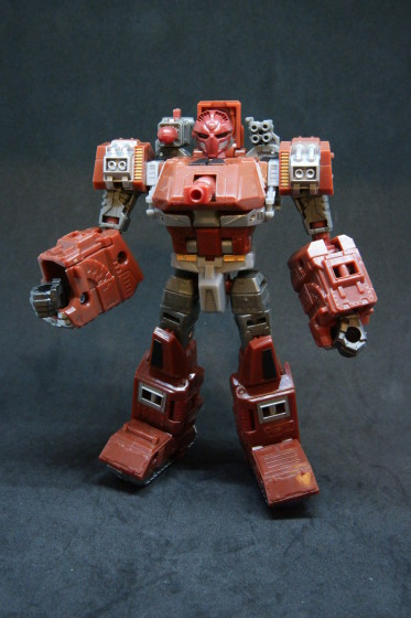 Transformers Tuesday: Warpath