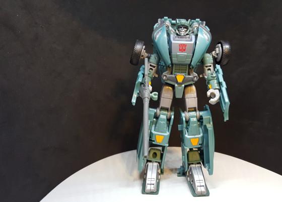 Transformers Generations Sergeant Kup