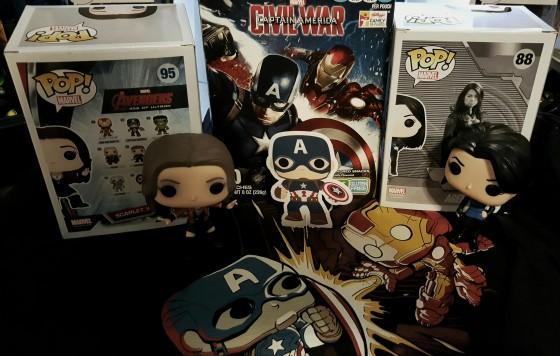 A Captain America Civil War Day