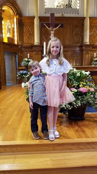 The Kids At Church