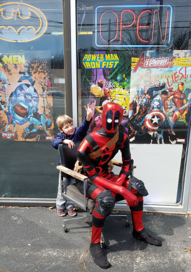 Dont Mess with Deadpool