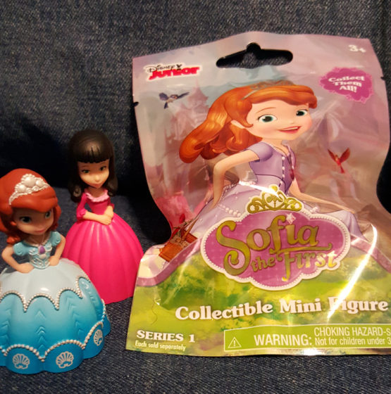 Sofia the First Series 1 Blind Bag Collectibles