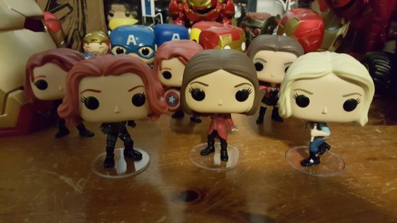 The Women of Captain America Civil War