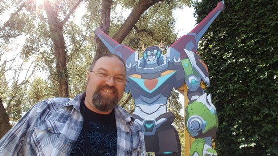 With Voltron Legendary Defender