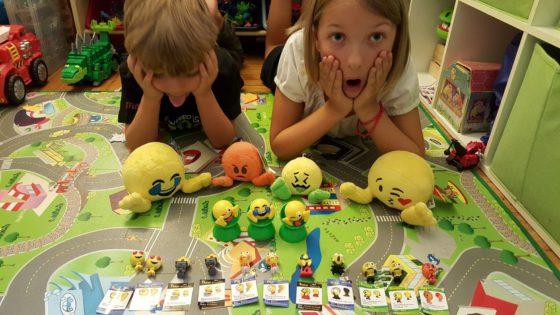 The Kids love emojiez