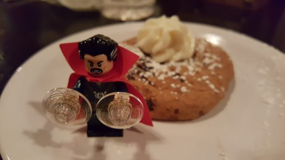 Doctor Strange and the Chips of Chocolate