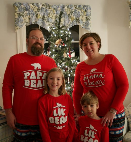 Family Christmas PJs