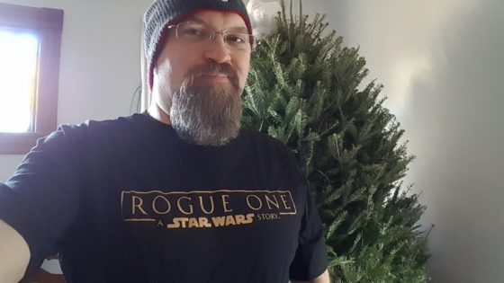 My Rogue One Shirt