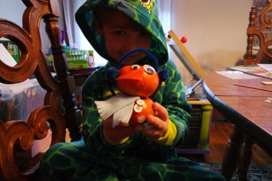 Dragon Pajamas and A Halos Snowman
