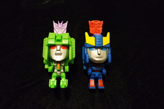 Transformers ALT-MODES Acid Storm and Smokescreen