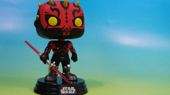 Darth Maul Exclusive Funko Pop