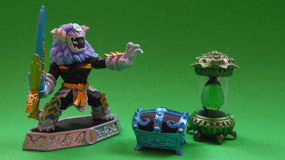 Skylanders Sensei Wildstorm - Cursed Tiki Temple Adventure Pack