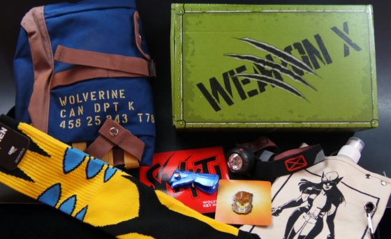 Weapon X Marvel Gear and Goods