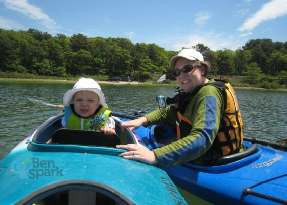 Evas First Kayaking Adventure