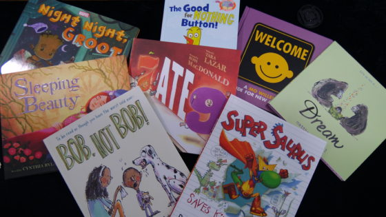 Books for Moms and Dads