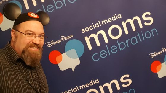 Disney Social Media Moms On the Road
