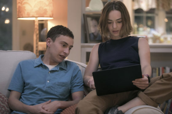 Sam and Cassie - Atypical - Netflix