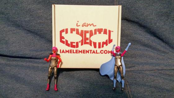 I am Elemental