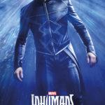 Marvel Inhumans BlackBolt Character Poster