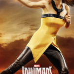 Marvel Inhumans Crystal Character Poster