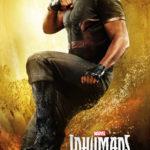 Marvel Inhumans Gorgon Character Poster
