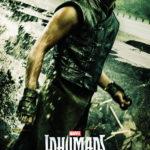Marvel Inhumans Karnak Character Poster