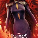 Marvel Inhumans Medusa Character Poster