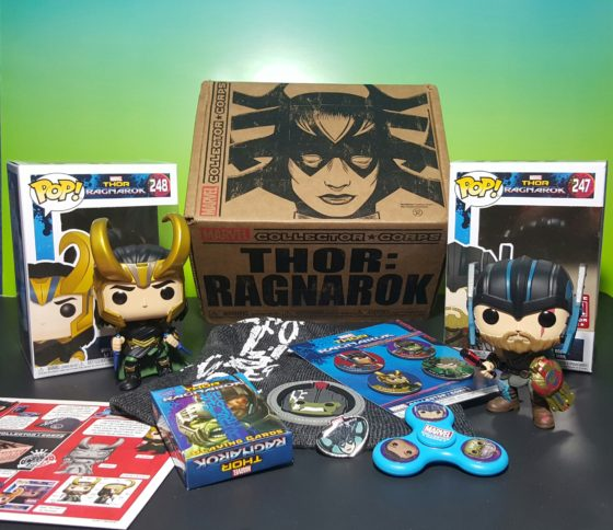 Thor Ragnarok Marvel Collector Corps