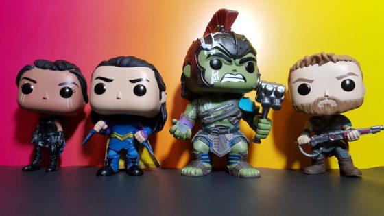 Thor Ragnarok Pops