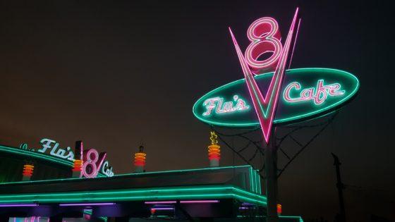 Flos V8 Cafe