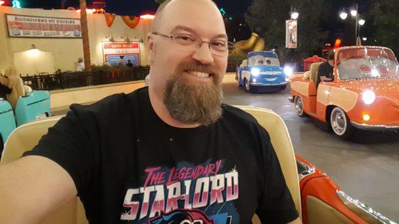 Luigis Dancing Cars