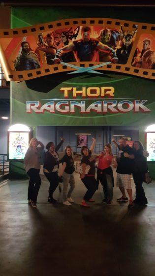 Thor Ragnarok Preview