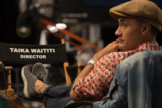 Behind the Scenes with Thor Ragnarok Director Taika Waititi