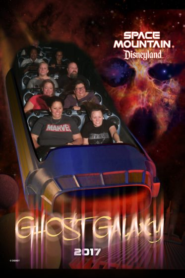 Space Mountain Ghost