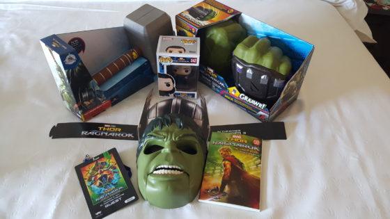 Thor Ragnarok Toys from the Thor Ragnarok Event