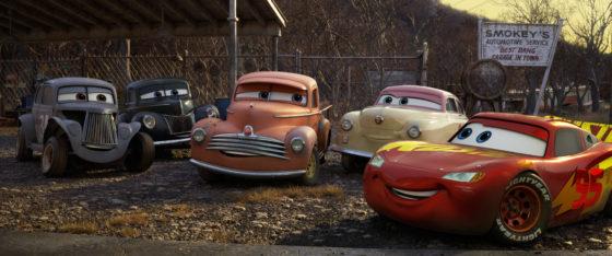 CARS 3 - Legends
