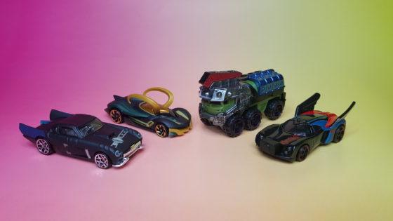 Revengers Cars