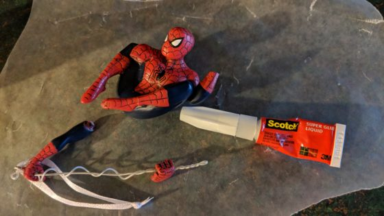 Spider-Man surgery