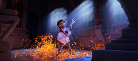 Miguel and the Guitar