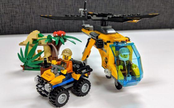 LEGO Jungle