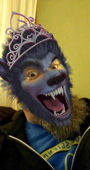 Werewolf Time