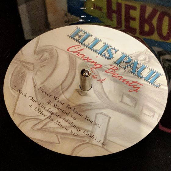 Ellis Paul Chasing Beauty